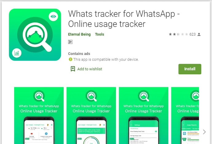 who viewed your whatsapp profile