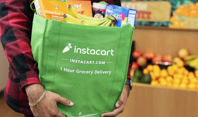 delete instacart account