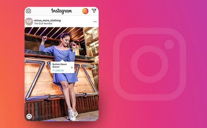 fix instagram tagging not working