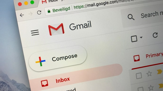 recover gmail account without phone number