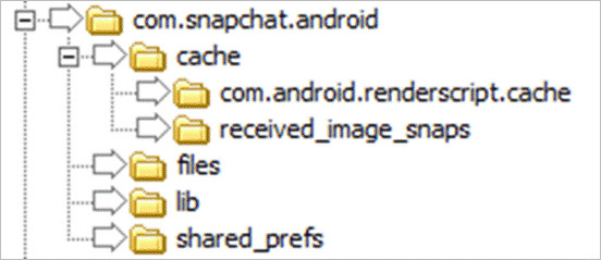 recover deleted snapchat photos