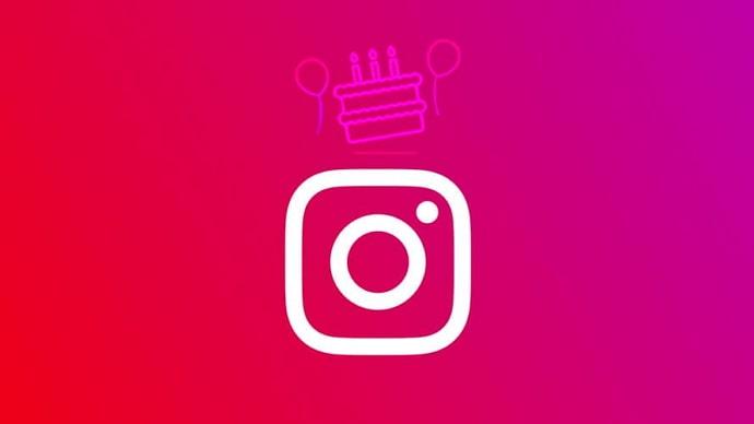 find someone's birthday on instagram