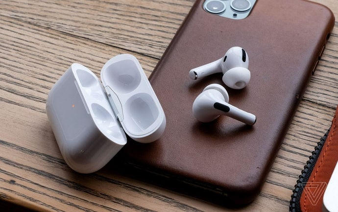 find your lost airpods case