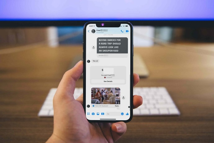 read messenger messages without being seen