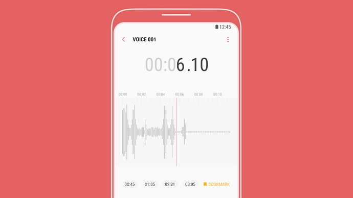 record internal audio on android