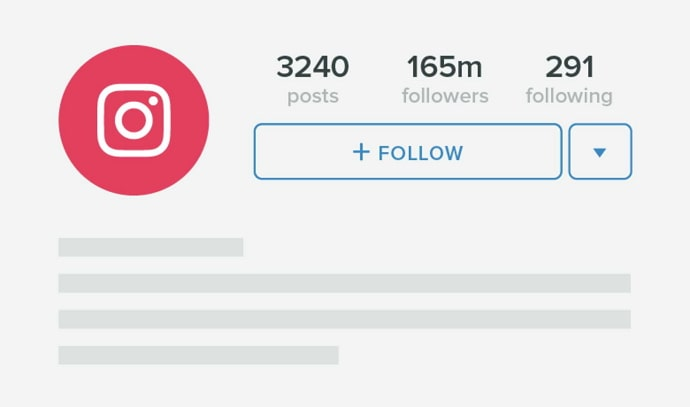see exact date you started following someone on instagram