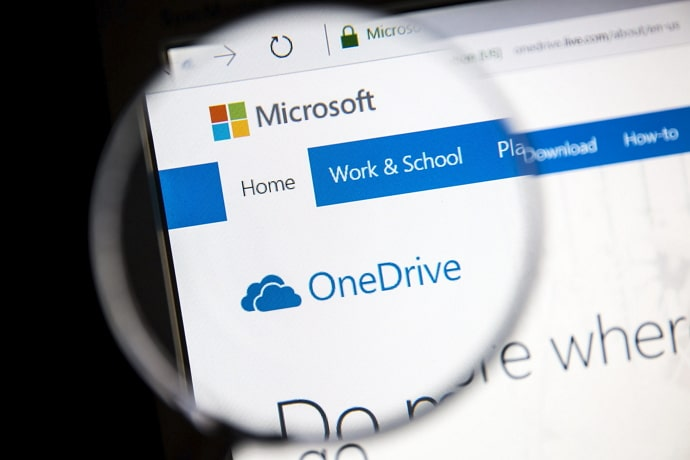 delete onedrive files without deleting from pc