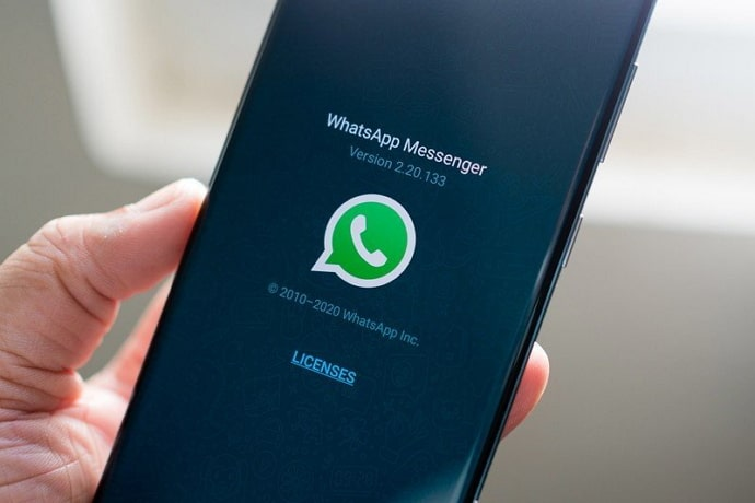 know if someone deleted you from whatsapp